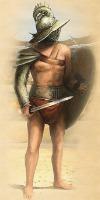 Мурмиллон гладиатор