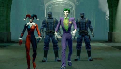 Игра DC Universe