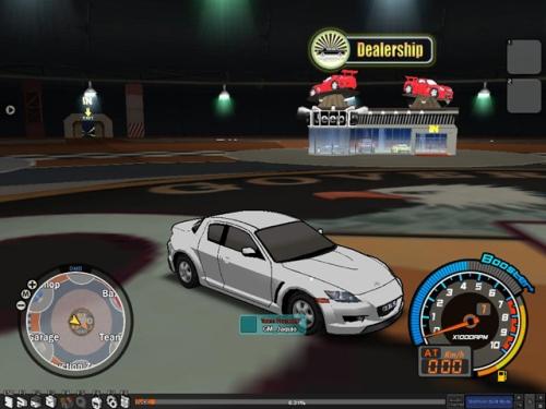 Онлайн гонки Drift City