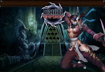 Обзор онлайн игры Martial Empires - Seven Soul