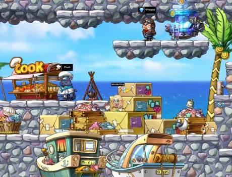 Онлайн игра WonderKing 2D