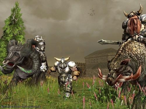 Darkfall Online: завершён первый этап разработки игрового мира