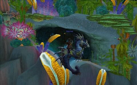 Подробности о маунтах 'Морской конек' и 'Крылатый страж'