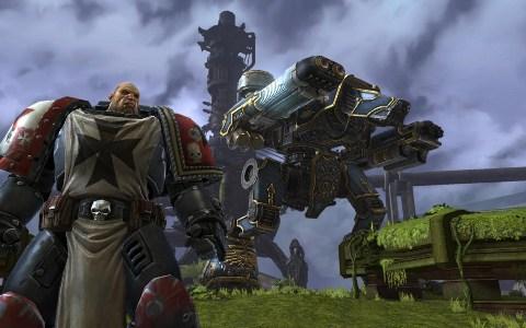 Warhammer 40.000: Dark Millenium Online