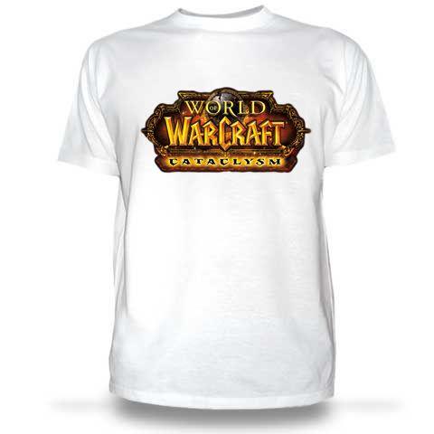 Весенняя коллекция футболок в стиле WoW