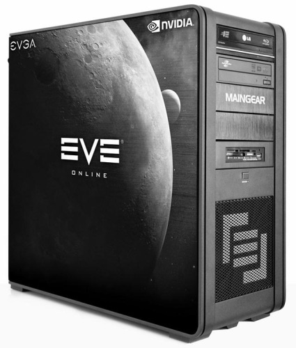 Выиграй компьютер стоимостью 3 000 долларов от EVE Online!