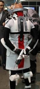 Мордин Солус – косплей по Mass Effect (3 фото)