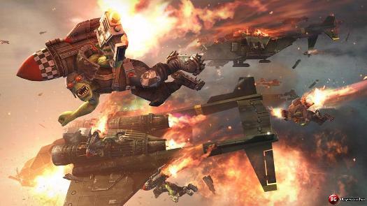 warhammer 40.000 space marine pc