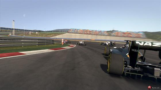 Игра F1 2011