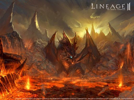 Обзор многопользовательской онлайн игры Lineage 2