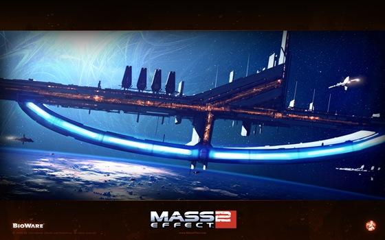 Скрин из Mass effect 2
