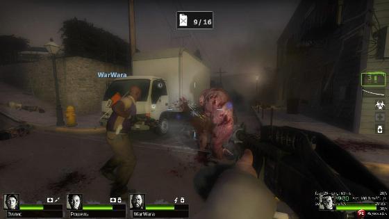 Left 4 Dead 2 - скрины