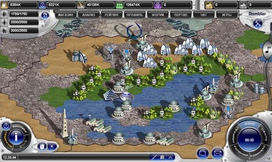 Destiny Sphere (Cфера Судьбы) - бесплатная онлайн стратегия