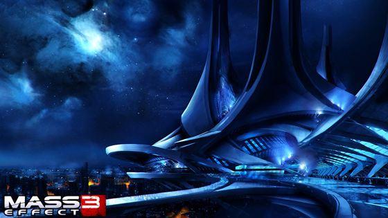 Mass Effect 3 - решающая битва со Жнецами
