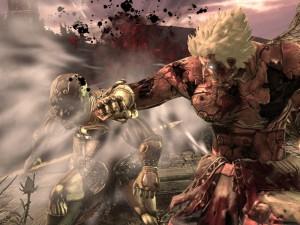 Asura's Wrath. Неплохая тренировка для рефлексов