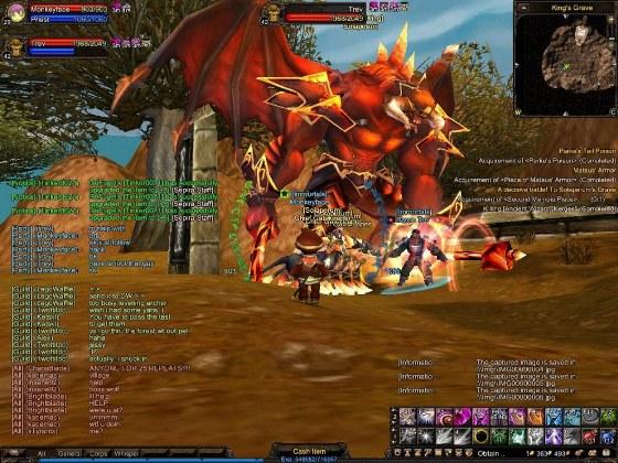 Войны Королевств - скриншот