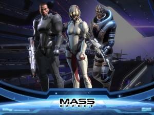 Mass Effect 3. Космическая любовь