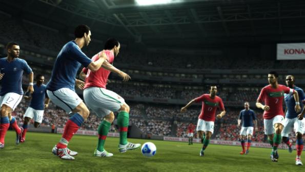 PES 2012 - компьютерная игра