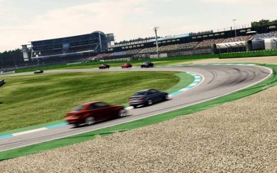 Скриншот из игры Forza Motosport 4