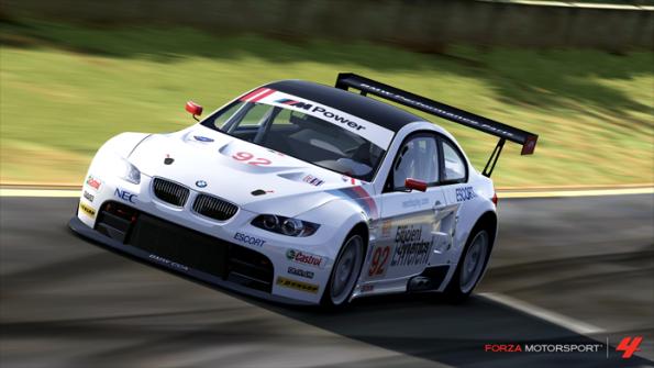 Геймплей Forza Motosport 4
