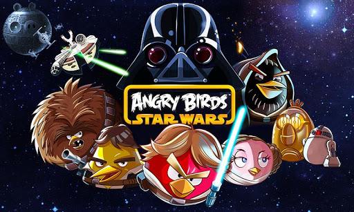 Angry Birds Star Wars - официальный релиз и геймплей