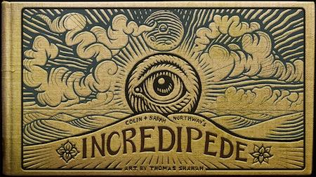 Incredipede - логическая игра про многообразие жизни от Colin Northway