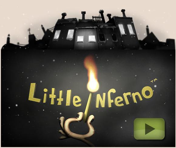 Little Inferno - персональный камин для сжигания вещей