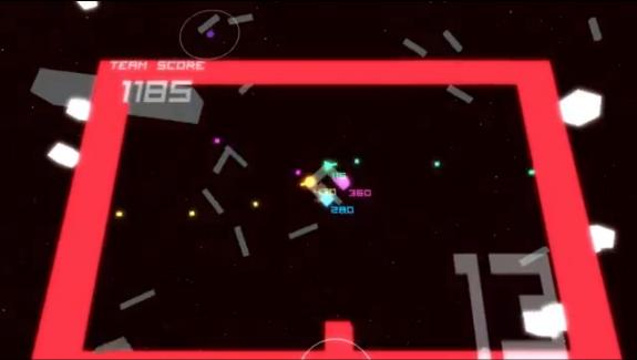 Super Space ____ - кооперативный аркадный космический шутер