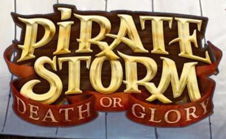 Pirate Storm – игра для настоящих плохишей!