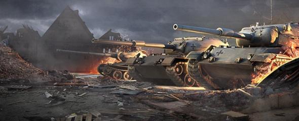 World of Tanks - обзор обновления 8.5