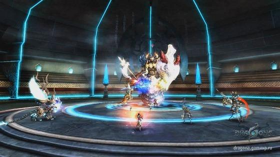 Dragona Online - скриншоты