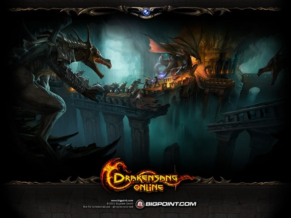 Браузерная MMORPG онлайн игра похожая на Diablo