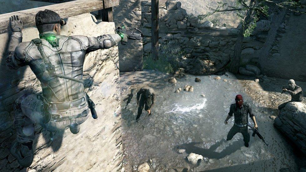 скачать игру Tom Clancy S Splinter Cell Blacklist 2 через торрент - фото 3