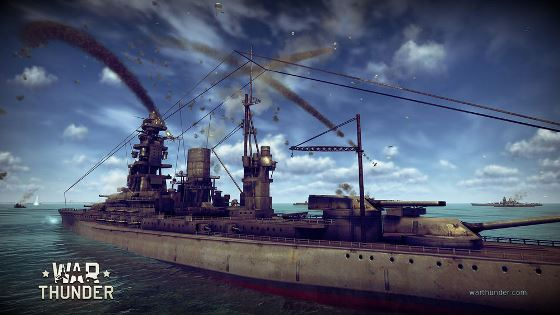 Компьютерная игра War Thunder