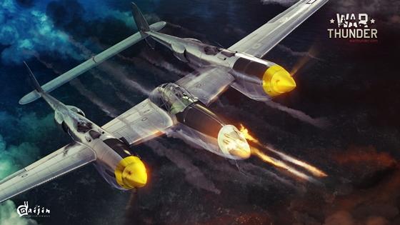 War Thunder - многопользовательская онлайн-игра про Вторую Мировую войну (обзор)