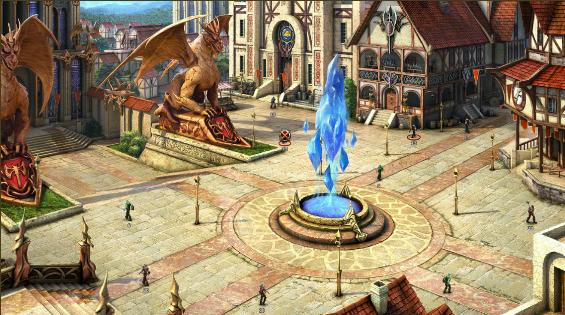 Картинки из игры Драконы Вечности