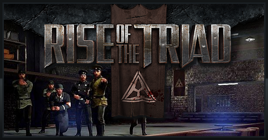 Rise of the Triad (2013) - старый добрый шутер в новом обличии