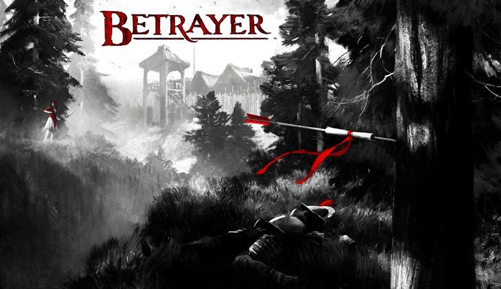 Betrayer - монохромный хоррор от создателей F.E.A.R.