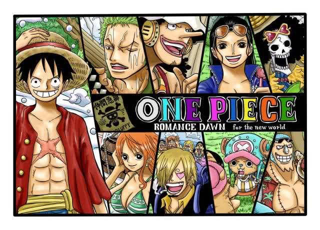 One Piece: Romance Dawn - обзор серии игр
