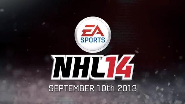 NHL 14 - новая физика и реалистичные бои