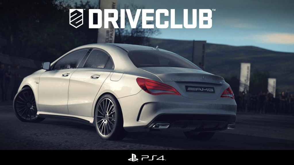 DriveClub для PS4 будет доступен только в 2014 году