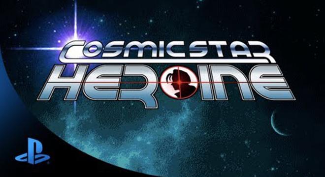 Cosmic Star Heroine: сбор средств на разработку