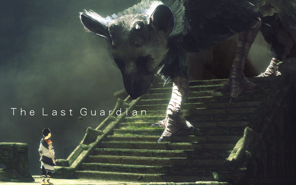 Работа над The Last Guardian продолжается