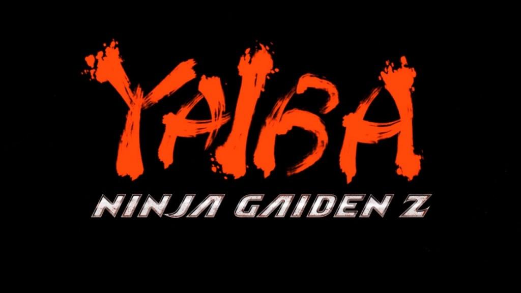 Yaiba: Ninja Gaiden Z - приключенческий экшен из Японии