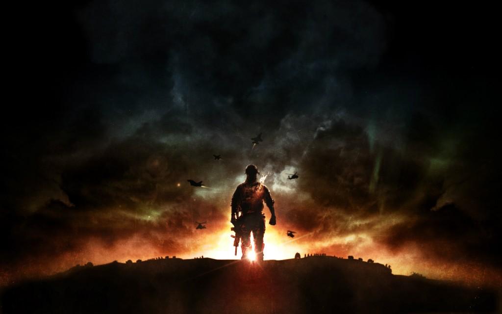 Battlefield - и снова на поле боя!