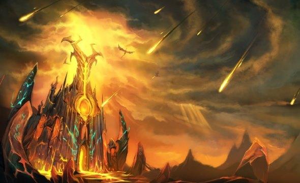 Новое MMORPG Reborn Online - божественное перерождение легенды