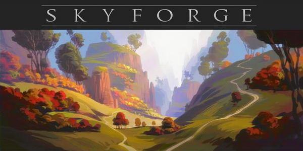 Бета-тест-Skyforge