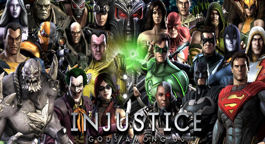 Injustice: Gods Among Us - Несправедливость: Бог среди нас, заключительный выпуск