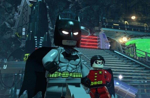 Игра лего бэтмен 3 скачать игру полностью на русском