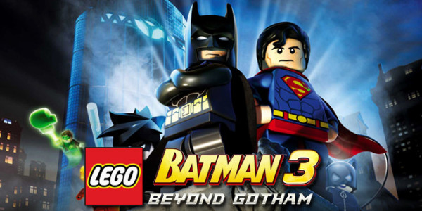 LEGO Batman 3: Beyond Gotham – Лего Бэтмен 3: Покидая Готэм
